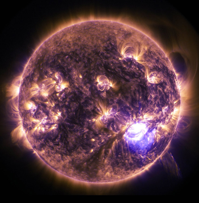 solar array nuclear fusion sunlight 1 - Benefits to Going Solar